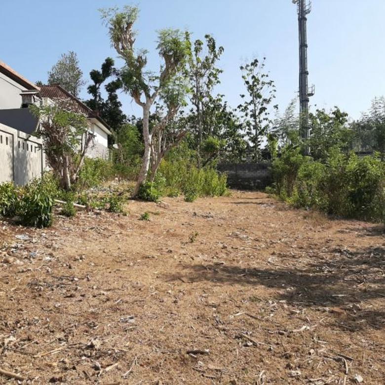 Dijual Tanah Strategis dalam Perumahan Bali Arum