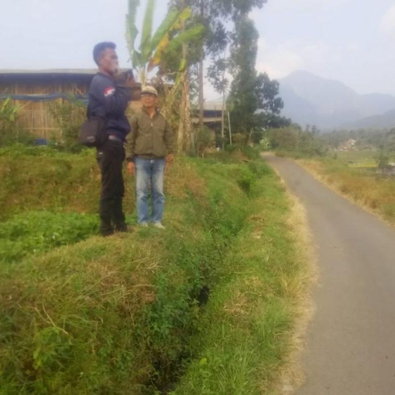 Tanah Luas murah di Cimaung cocok untuk berkebun