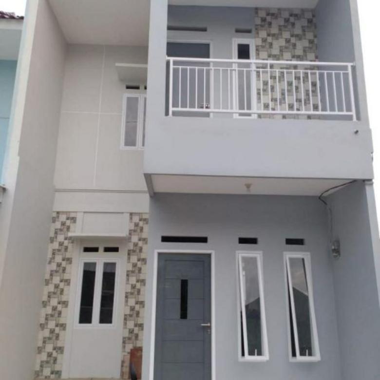 Rumah 2 lantai di Cijantung Jakarta Timur