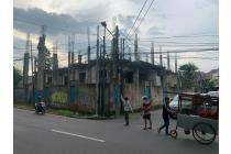 tanah cocok untuk gedung perumahaan di Adhyaksa raya Lebak bulus