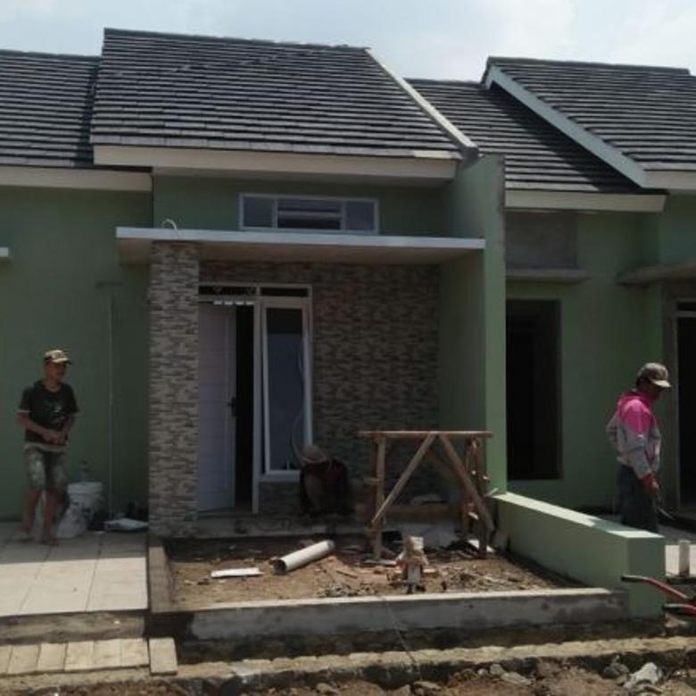Rumah Murah Pinggir Jalan desa