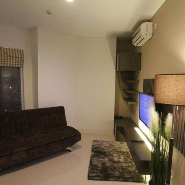 Apartemen di Taman Sari Semanggi, Setiabudi, Jakarta Selatan ~ Furnished (NV)