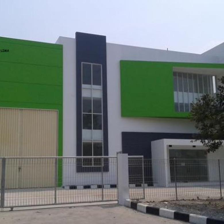 Di Jual Office Factory Building di Jababeka