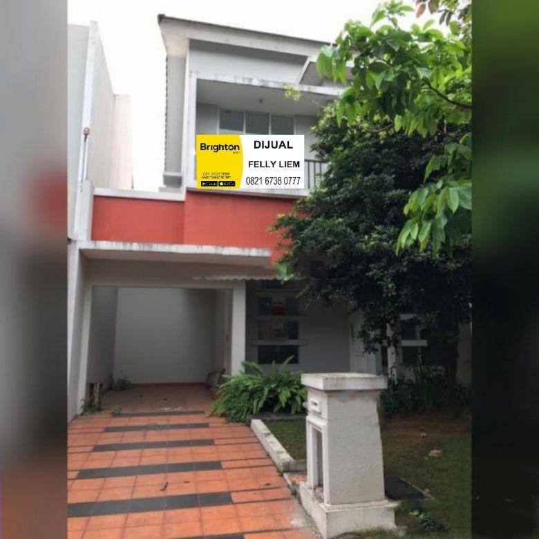 Dijual Murah Rumah Pondok Hijau Golf,Cluster Topaz,Gading Serpong,Tangerang