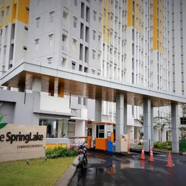 KIOS Tower Azzola, Apartement Springlake Summarecon Bekasi