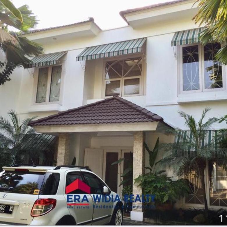 Rumah 2 Lantai Minimalis Modern @ Lebak Bulus Jakarta Selatan