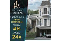 Rumah The Grand Kenjeran dekat MERR Minimalis Mewah