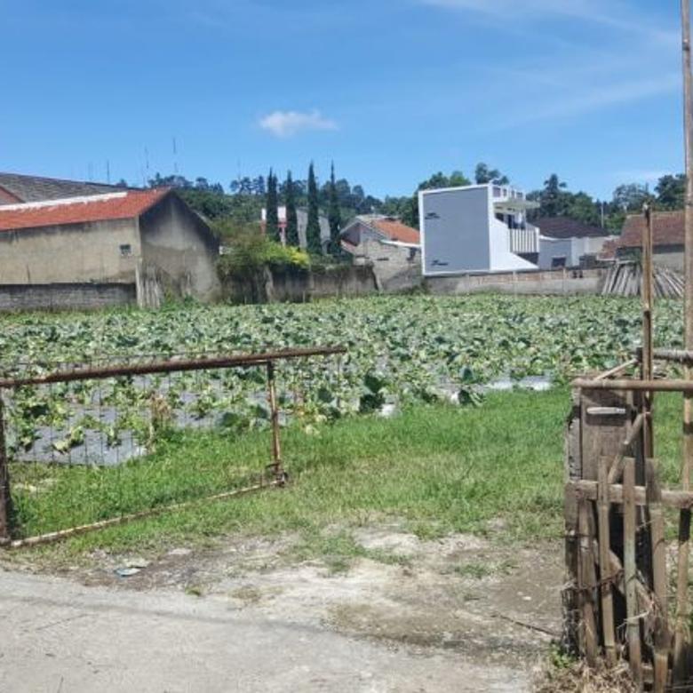 Tanah Siap Bangun di Lembang