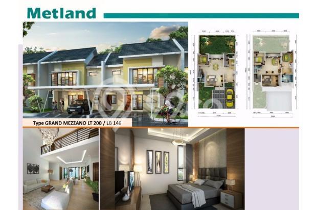 Rumah Baru Green Mezzano Metland Menteng Cakung, Jakarta Timur 14418638