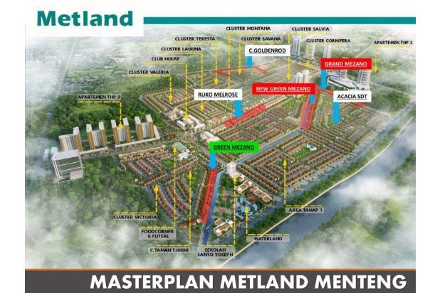 Rumah Baru Green Mezzano Metland Menteng Cakung, Jakarta Timur 14418657