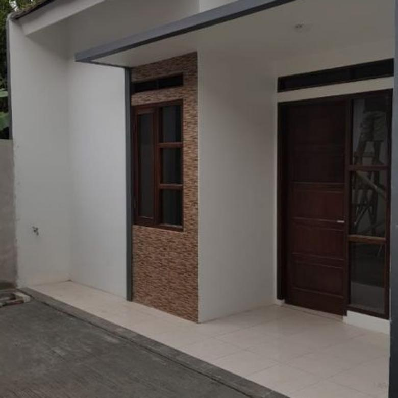 Rumah Baru Ready CLUSTER STRATEGIS JAGAKARSA Dekat STASIUN UP 425 juta Nego