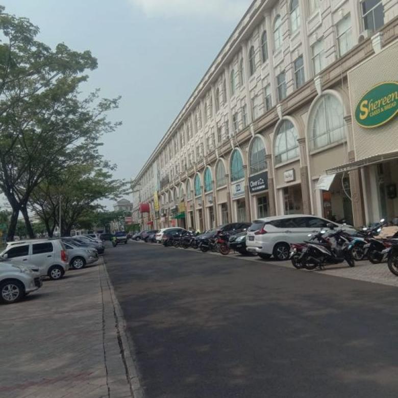 Dijual Ruko Cordoba Boulevard Green Lake City Jakarta Barat