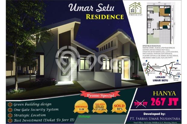 Rumah Exclusive Fasilitas Lengkap di Lokasi Strategis Bekasi Hanya 267 Juta 13426372