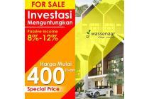 Dijual Villa 2 Lantai Di Kawasan perkebunan Teh Puncak