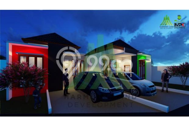 Rumah MODERN ONE GATE SYSTEM DP 10juta Proses KPR MUDAH 15830133