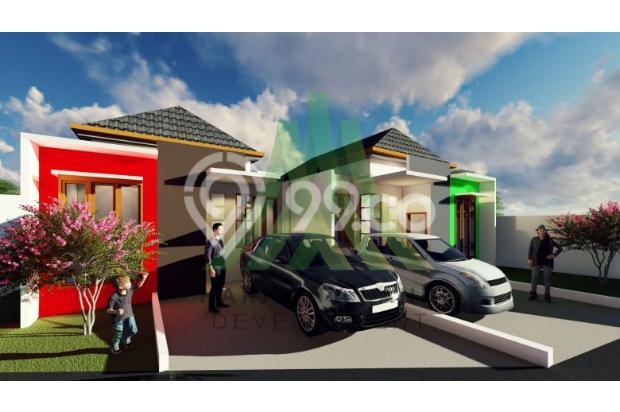 Rumah MODERN ONE GATE SYSTEM DP 10juta Proses KPR MUDAH 15830134