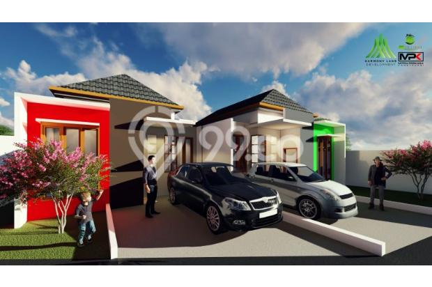 Rumah MODERN ONE GATE SYSTEM DP 10juta Proses KPR MUDAH 15830137