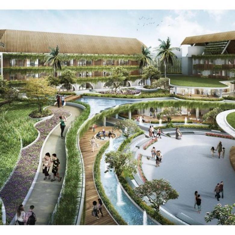 DIjual Apartemen Nyaman di Beachwalk Residence Kuta Bali