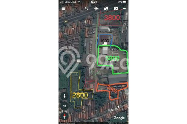 Tanah Jl.raya Gilang Kecamatan Taman Sidoarjo