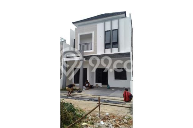 Rumah baru di duren sawit akses bagus dalam cluster 17935412