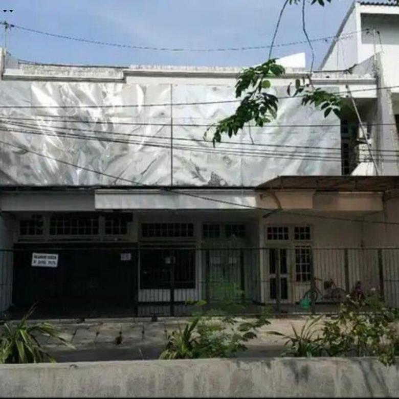Rumah Darmo Indah bekas kantor
