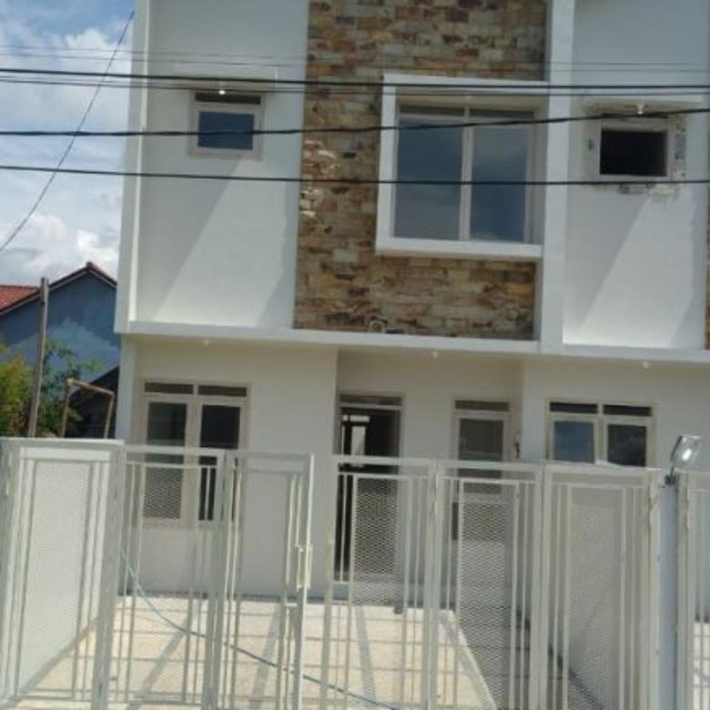 Rumah Lux 100% Baru Minimalis, Jl Cisaranten Kulon- Arcamanik