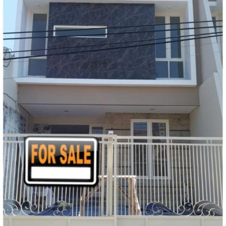 #A1653 Brand New! Beautiful House At Manyar Tirtoasri 2FLOOR