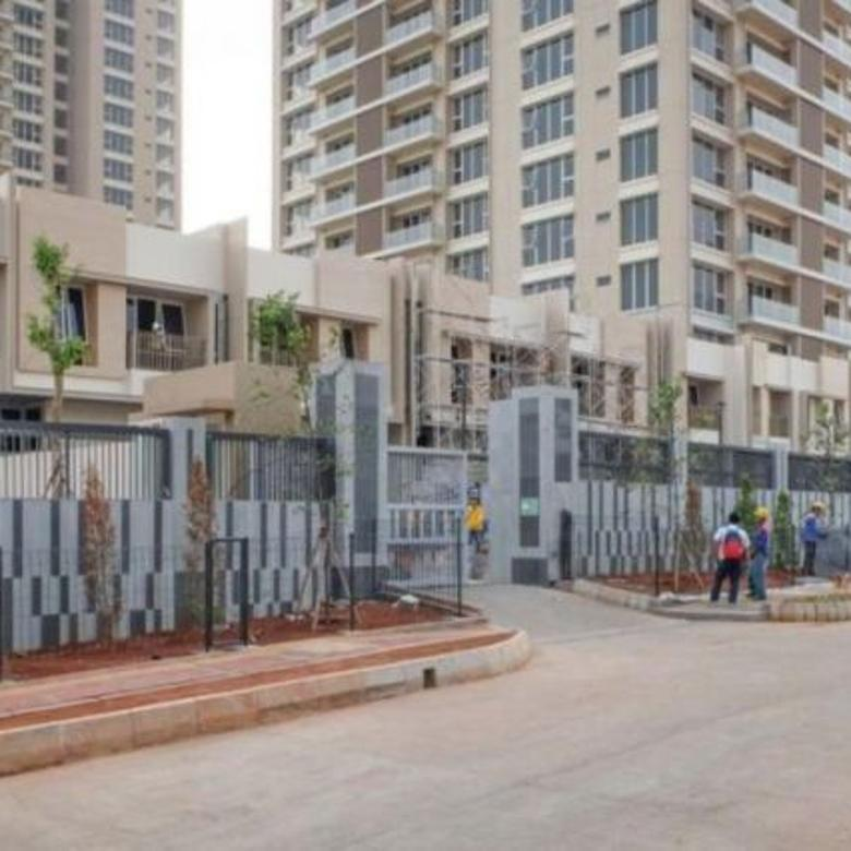 Pondok Indah Townhouse integrasi mall+apartemen