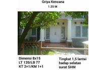 Dijual Rumah griya kencana wonorejo surabaya murah