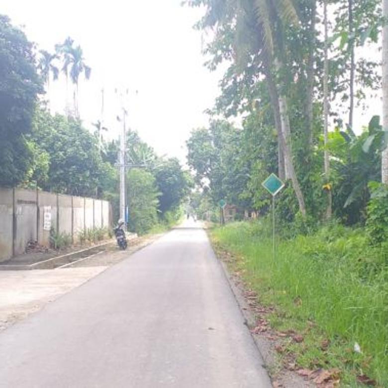 Dijual Tanah Jl. Bandar Labuhan Bawah Dusun II Tanjung Morawa
