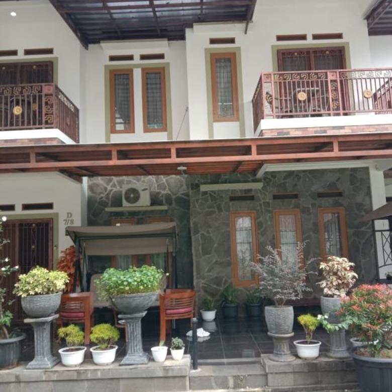 Rumah Di Serpong, 2Lt, Furnish, Hoek, 2Kav jd 1, Perum Mulia