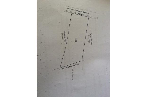 Jual Tanah Mainroad kopo Katapang,Zona Abu peruntukan komersial dan industr 14938690