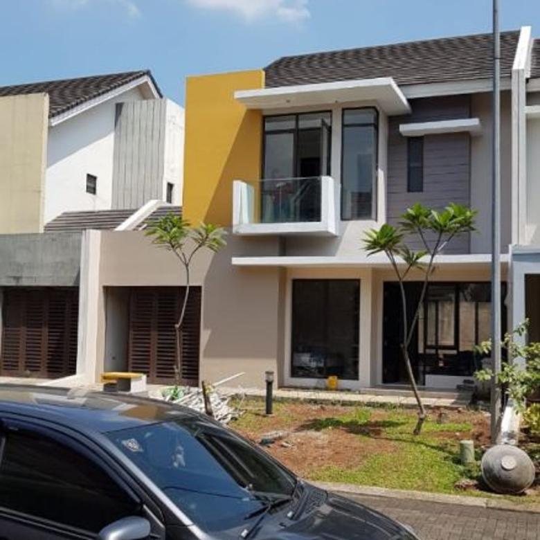 Rumah mewah dan nyaman Cluster Allevare Foresta BSD Tangerang