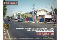 Dijual Ruko Strategis di Siliwangi Semarang