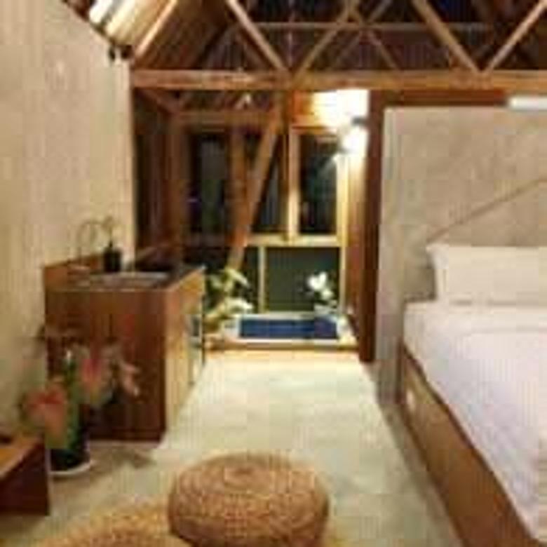 Villa dikawasan pantai Batukaras Pangandaran Jawa Barat