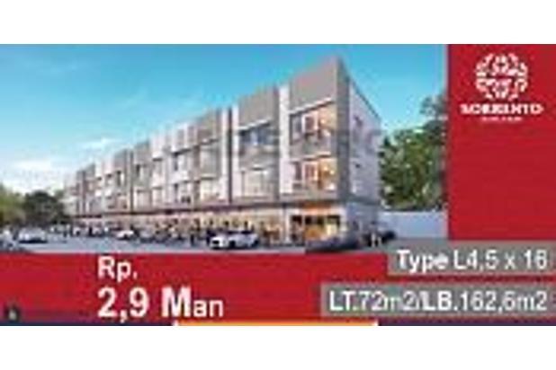 Rp2,77mily Ruko Dijual