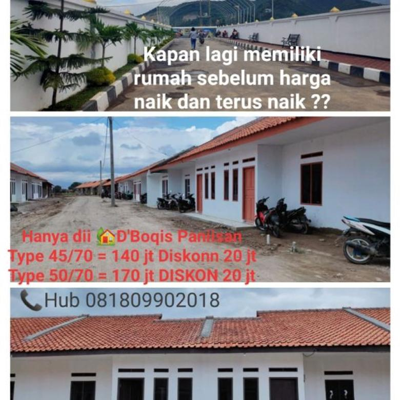 Rumah idaman harga ekonomis bebas banjir