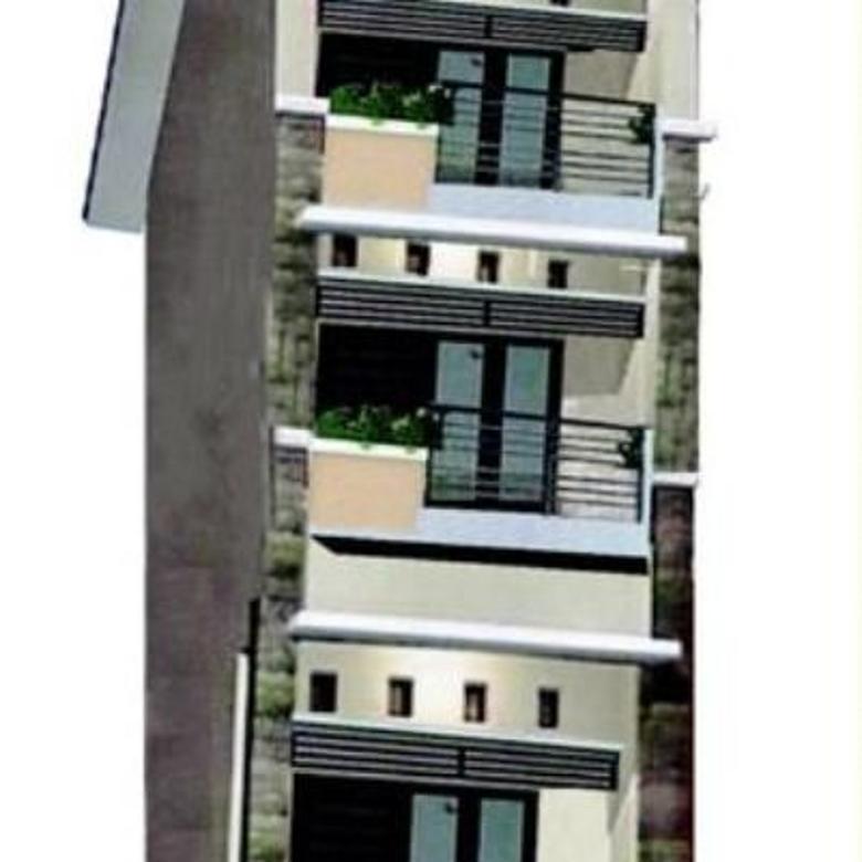 Dijual rumah baru minimalis 3 tingkat di Cempaka Putih Barat - Jakarta Pusa