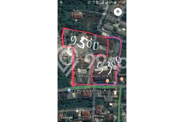 Tanah di Kuningan Patrajasa Jaksel 25 jta/meter 15065609