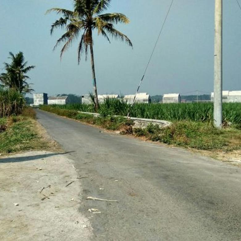 Tanah kavling Wagir Malang, ramai penduduk kredit Inhouse