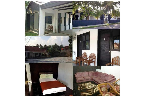 dijual rumah villa homestay guest house di pangandaran.
