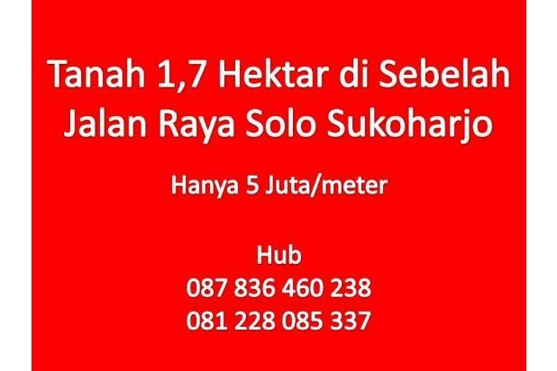 BISA DIAMBIL MIN 1 HEKTAR, 0812-2808-5337, Jual Tanah di Telukan 1,7 Ha 14907589