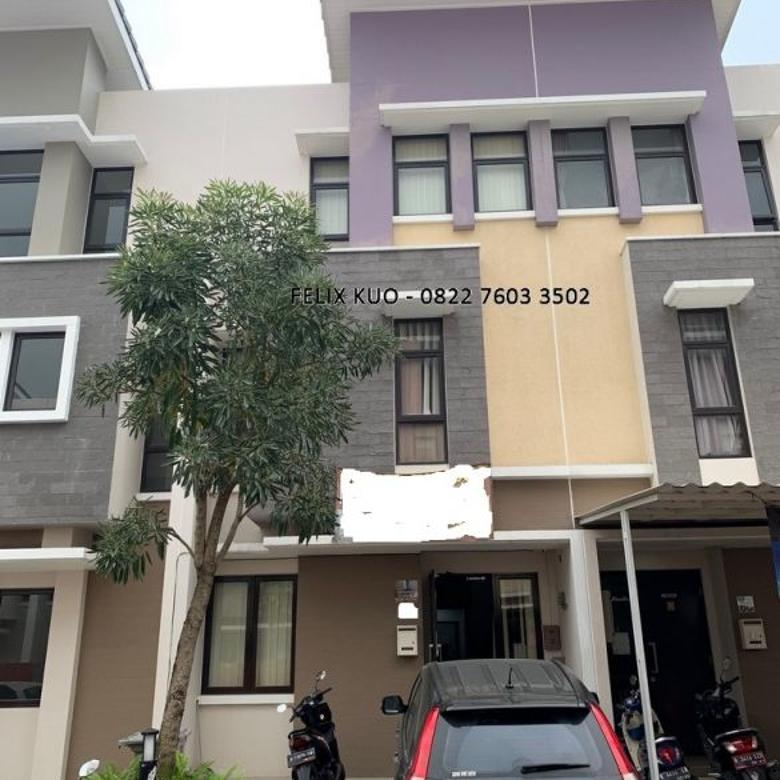 Rumah Kost Cluster Alloggio Full Furnish Gading Serpong UMN