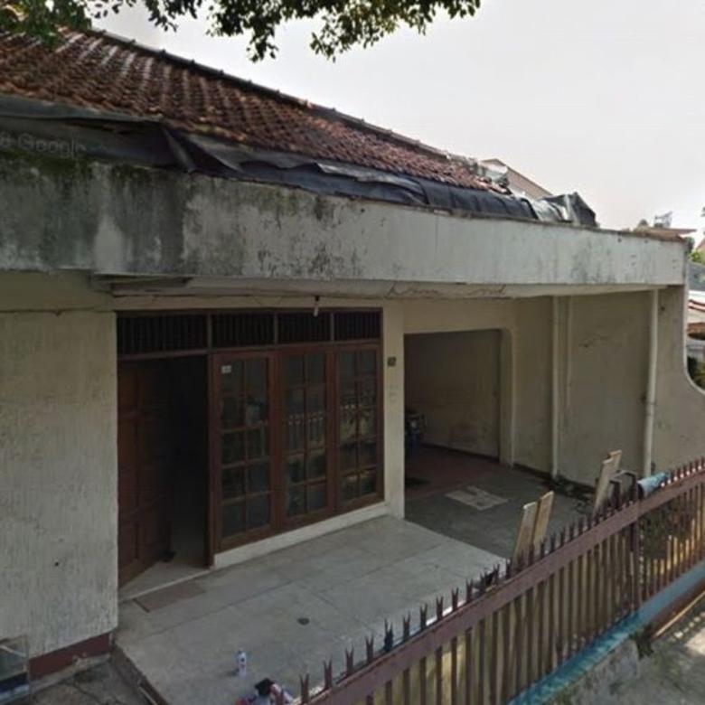 Rumah Tua Luas 180m di Mandala Selatan Tomang