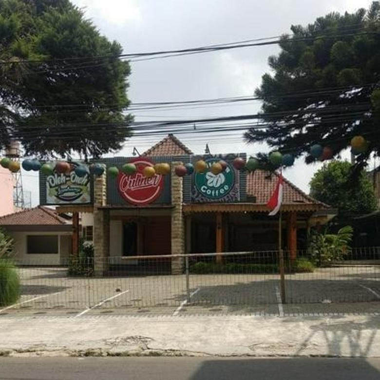 Ruko Mainroad di Lembang Raya