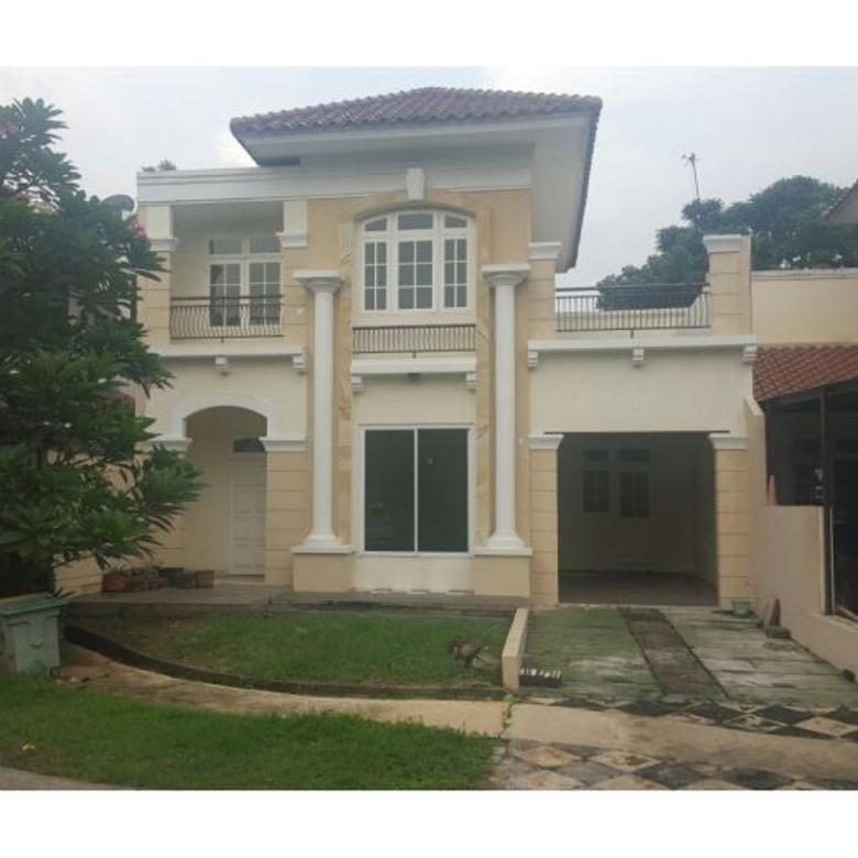 Rumah Terawat Siap Huni, 2 Lantai,Cluster Taman Fortuna, Sektor 1 BSD