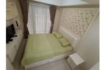 Jual Murah Apartemen 1KT Furnished,Lengkp U/Mahasiswa Baru,Bdg