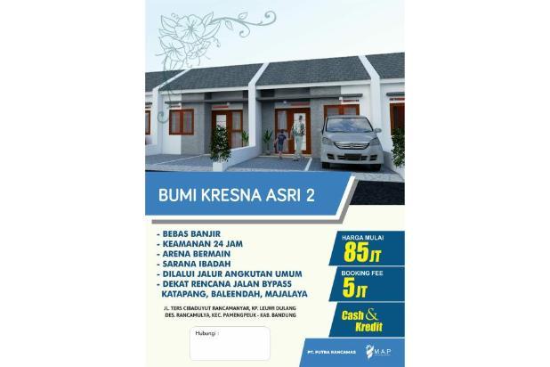 Rumah Terjangkau Cash Dan Kredit Tanpa Bank Di Rancamanyar Kab. Bandung