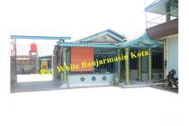 Tanah + Rumah Makan + Penginapan Jl. Angkasa Landasan Ulin
