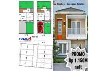 Dijual Rumah 2 Lt Minimalis 80/100 di Pulau Singkep, Pedungan